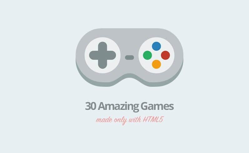30 بازی جالب ساخته شده با HTML5 و WebGL - قسمت 1