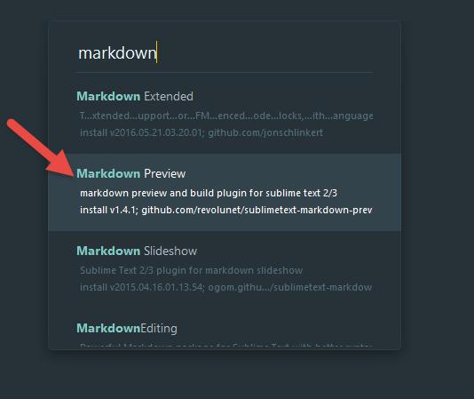 markdown tools 1