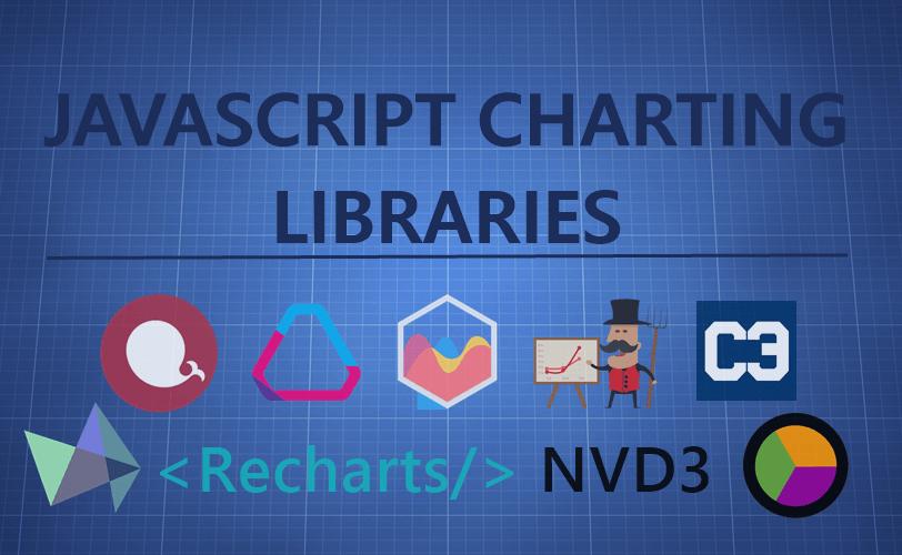 9 نمونه از بهترین کتابخانه های Javascript برای رسم نمودار - قسمت 1