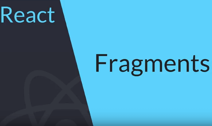 آموزش کاربرد Fragment در کتابخانه معروف React