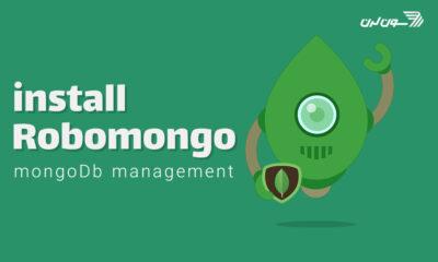 آموزش نصب RoboMongo در ویندوز و مدیریت پایگاه داده MongoDB