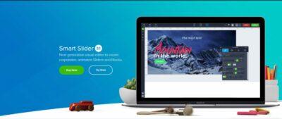 آموزش ساخت اسلایدر هوشمند با smart slider3