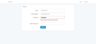 در مورد ساخت گزارش ورود کاربران در لاورال و تصدیق هویت