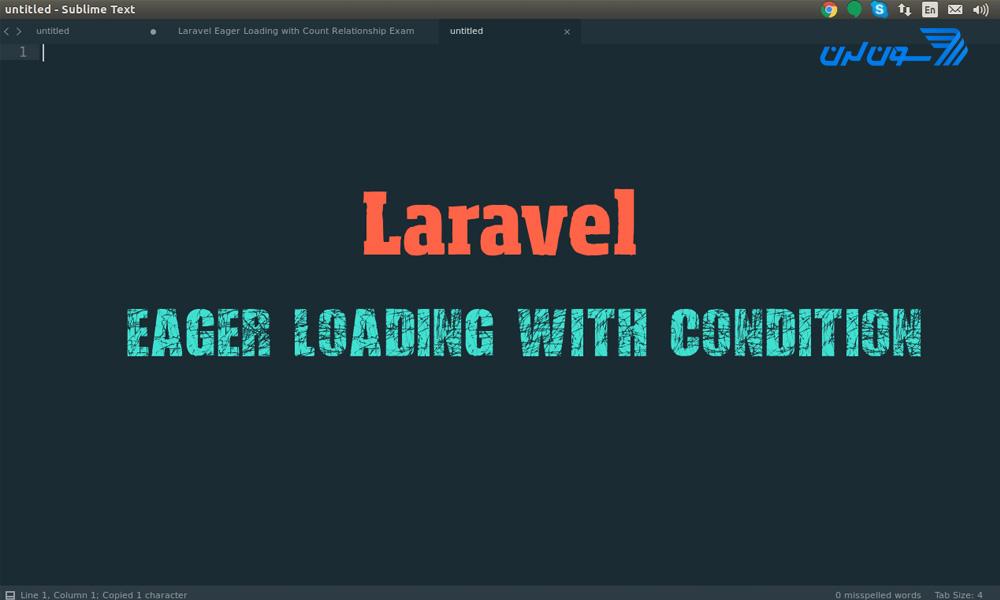 بهینه سازی روابط در لاراول با Eager loading