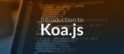 آشنایی با ابزارهای Node.JS برای توسعه دهندگان