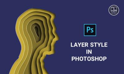 آموزش کادر Layer Style فتوشاپ | یادگیری لایر استایل با ویدئو