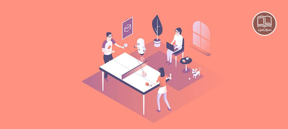 فرهنگ سازمانی شرکتهای برنامه نویسی
