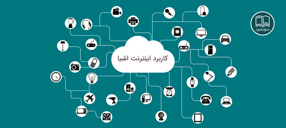 کاربردهای اینترنت اشیا در حوزههای مختلف