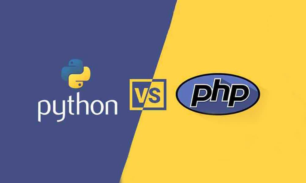 مقایسه پایتون با PHP | بررسی جامع Python و PHP
