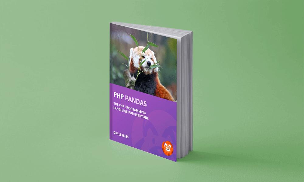 کتاب PHP Pandas