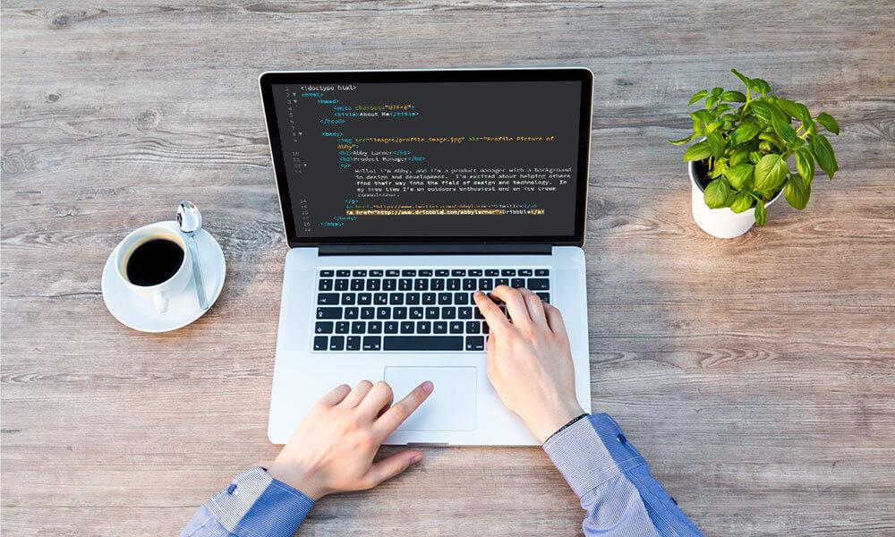 سیستم موردنیاز برای برنامه نویسی وب