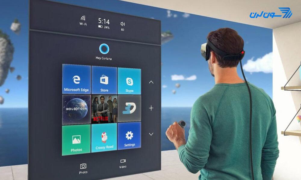 واقعیت مجازی چیست؟ آشنایی با VR  و واقعیت افزوده (AR)
