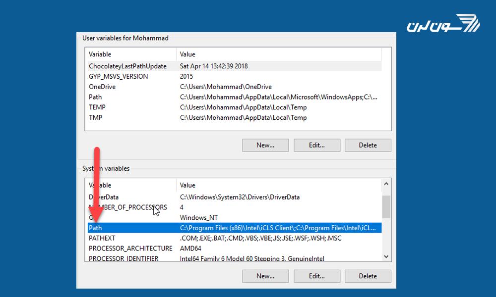 آموزش نصب mongodb روی ویندوز