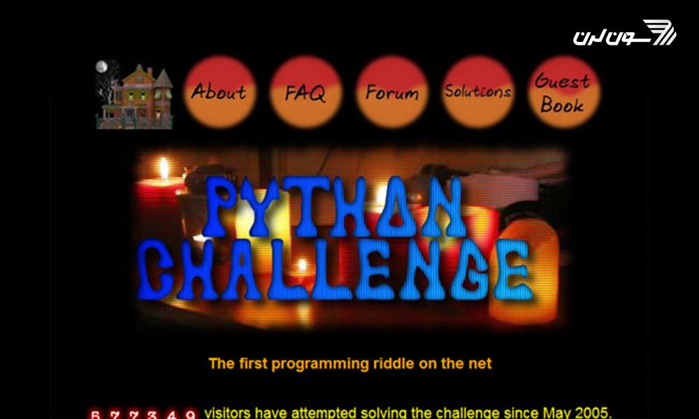 puzzle programming website 13 حل مسائل برنامه نویسی