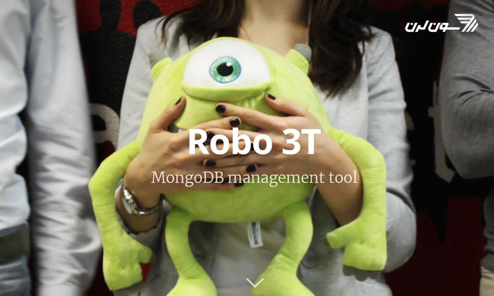 دانلود و نصب robo 3t