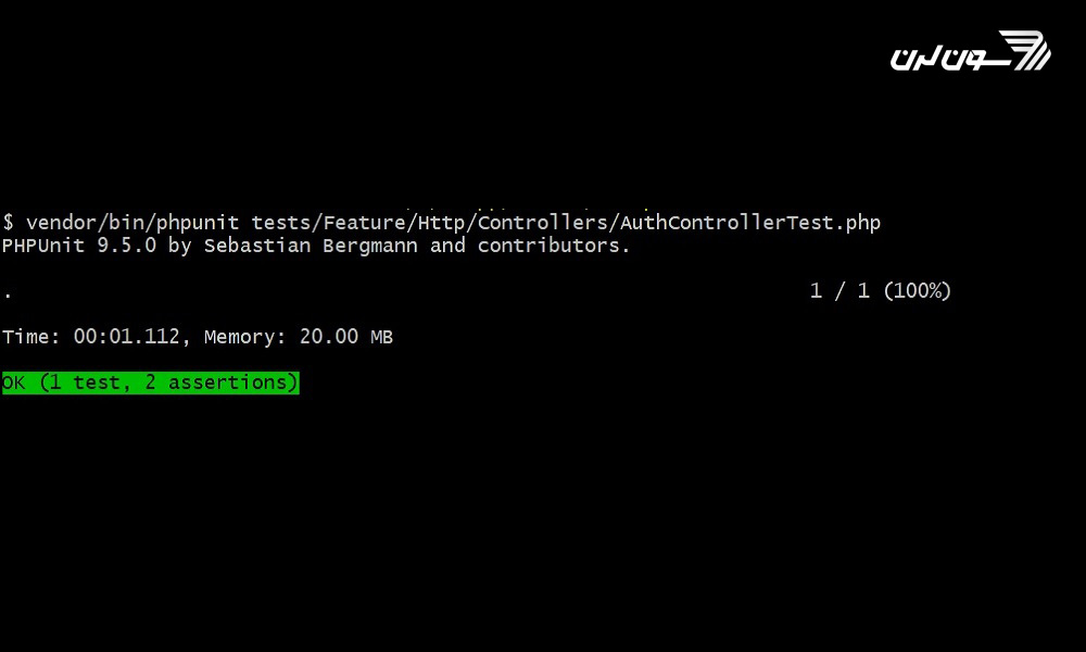 Http Testing در لاراول