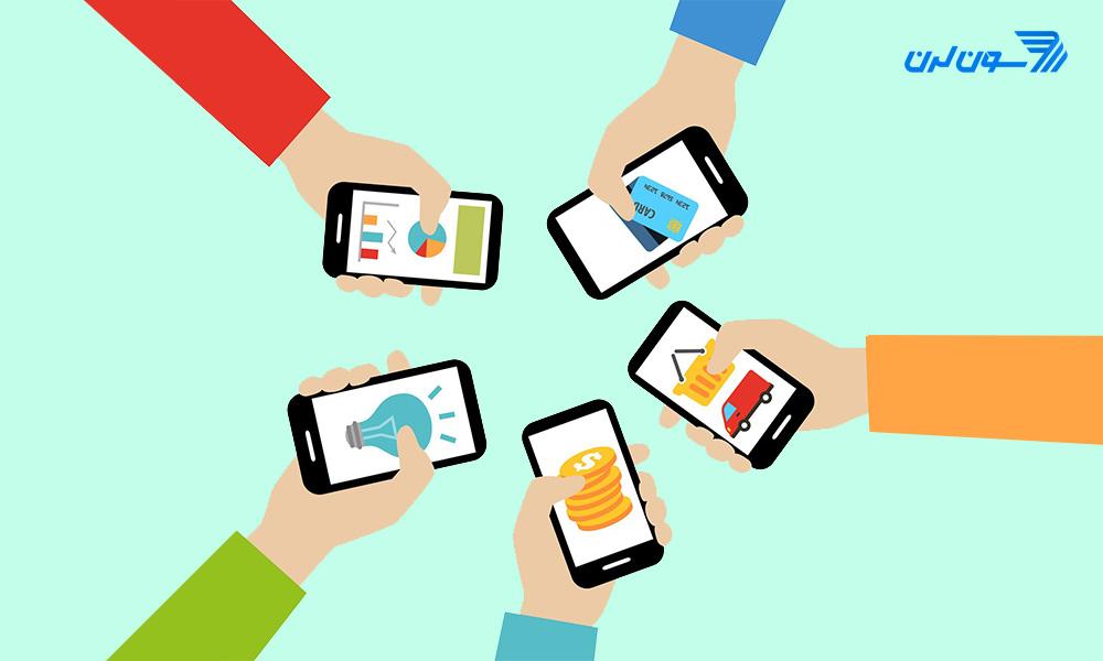 تست ux برنامههای موبایل