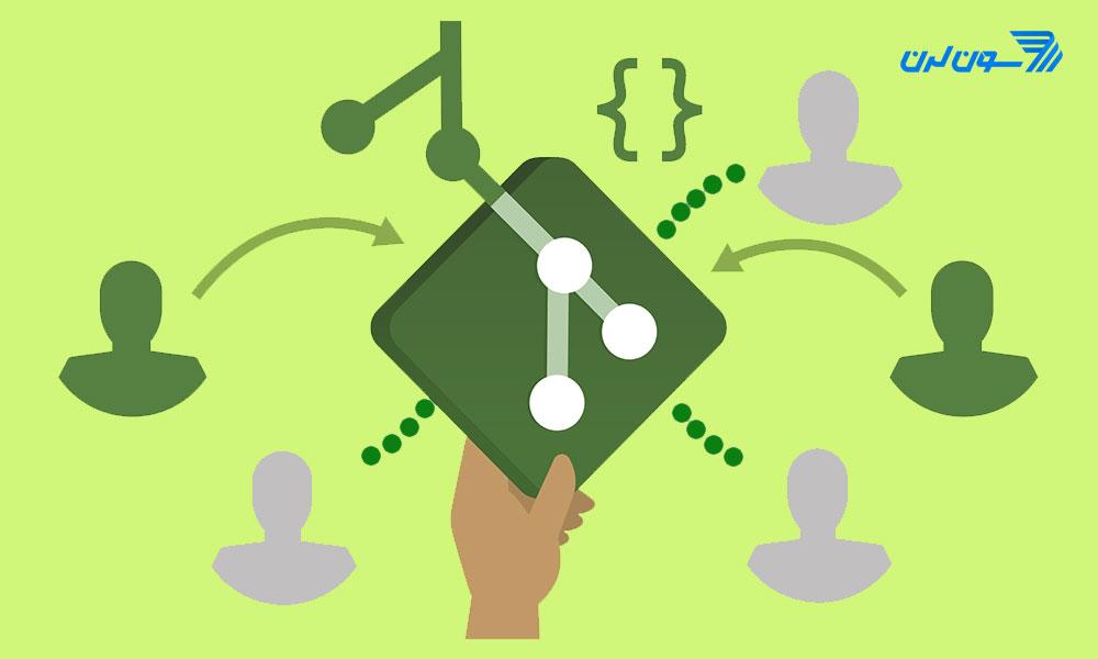سیستمهای کنترل نسخه git نقشه راه یادگیری زبان PHP