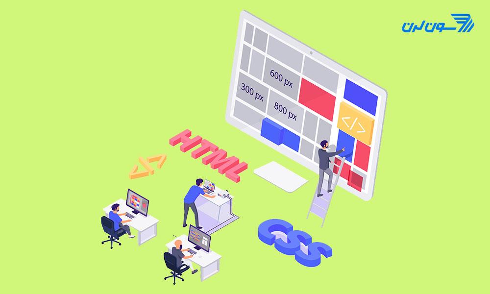 یادگیری HTML و CSS نقشه راه یادگیری زبان PHP